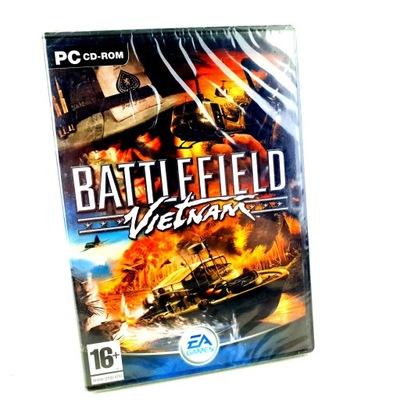 Battlefield Vietnam Pc Polskie Wydanie Folia 7677299041 Oficjalne Archiwum Allegro