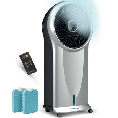 Вентилятор 3? 1 Sencor SFN9011SL klimator увлажнитель