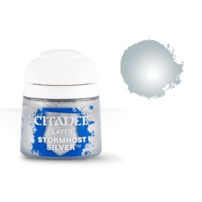 Farba Citadel Layer: Stormhost Silver 22-75