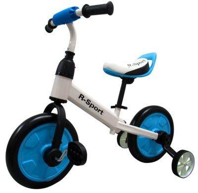 Rowerek biegowy P1 R-Sport EVA + kółeczka+pedała