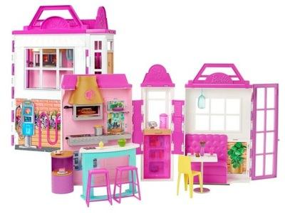 Barbie restauracja zestaw GXY72