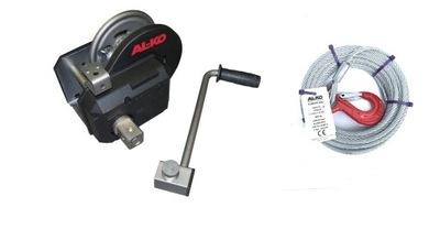 Wyciągarka AL-KO Alko 901A z Lina 12,5m 7mm ZESTAW