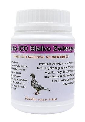 Белка 100 животные для голубей PioMar 150 г