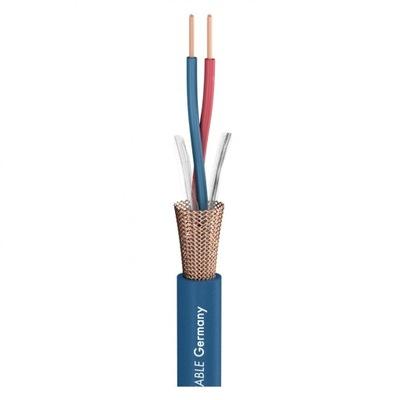 Sommer SC-Club MKII kabel przewód mikrofonowy BLUE
