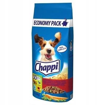 Chappi говядина Птица Овощи 13 ,5кг