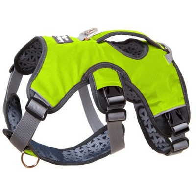 See Me Sport Green Harness for Active Dog L