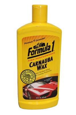 Formula 1 CARNAUBA WAX Mleczko woskowe 473ml
