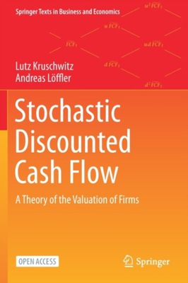 Stochastic Discounted Cash Flow: A Theory of the