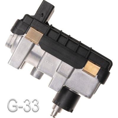 UNIDAD DE CONTROL CONTROLADOR G-33 TURBIN AUDI A8 4.2 TDI