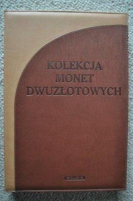 Album na 2 zł i 5 zł w kapslach -tom 2 wersja VIP