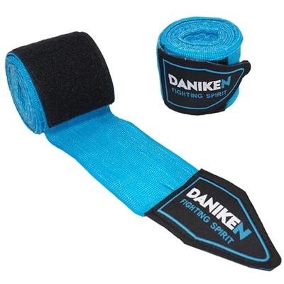 Bandaże bokserskie Daniken 3,5m taśmy elastyczne