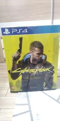 Cyberpunk 2077 Edycja Kolekcjonerska PS4 Preorder