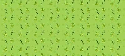 Dyha 536 cm 240 cm 12 prvkov Zelená stena dino d