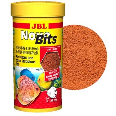 JBL NovoBits корм премиум для аквариумных рыбок 1л