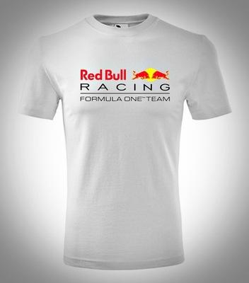 Koszulka T-shirt Red Bull Racing HIT Roz L