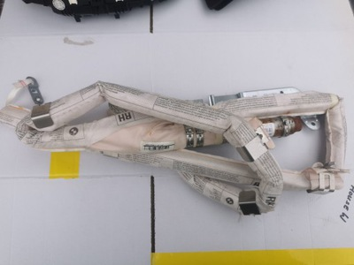 ШТОРА PRAWA LEWA AIRBAG BMW F02 LONG