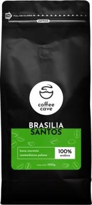 kawa ziarnista Brazylia Santos 1 kg 100% Arabica