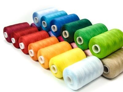 НИТИ HARD универсальные 20 штук швейные нитки 915m