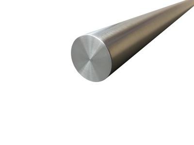 Pręt nierdzewny kwasoodporny fi 30 mm 50 cm INOX