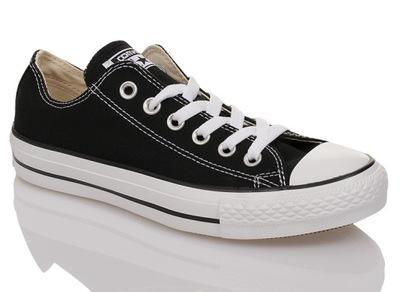 Converse buty trampki All Star czarne M9166 36,5