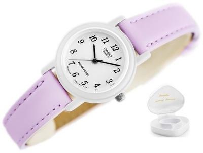 Zegarek CASIO dla dziewczynki NA KOMUNIĘ +GRAWER