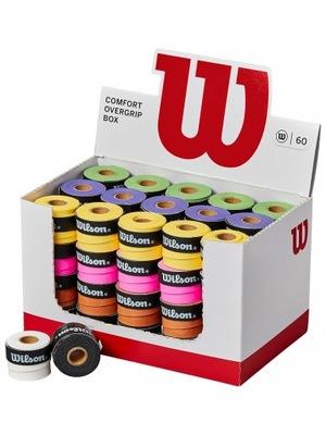 owijka WILSON COMFORT WR8410701001 0,5mm - żółty