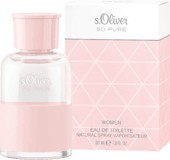 s.Oliver So Pure EDT 30ml spray
