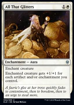 All That Glitters ELD EX Card