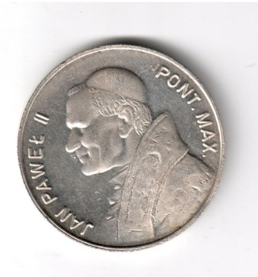 WŁOSCHY , МЕДАЛЬ Иоанн Павел II
