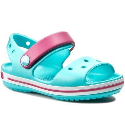 Sandały CROCS Kids 12856-4FV C11 EUR 28