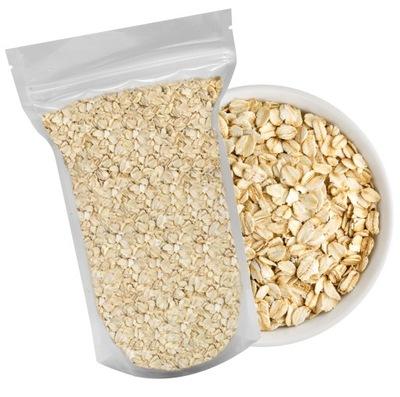 Płatki owsiane 1kg 100% NATURALNE śniadanie DIETA