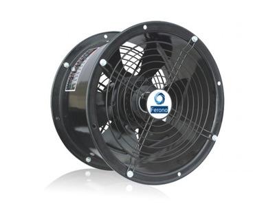 Nepremokavé ventilátor do potrubia 300mm, IP55 80*C