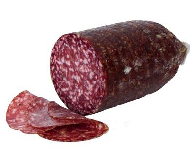 САЛЯМИ MILANO итальянская салями свиные Ноль ,100 кг