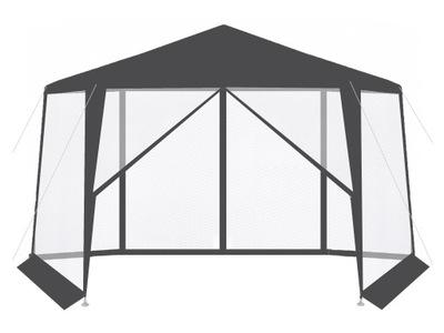 Павильон садовый Палатка Беседка москитная сетка 6 Стен