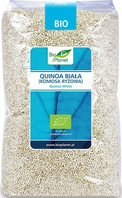 Quinoa Biała (Komosa Ryżowa) Bezglutenowa Bio 1 kg