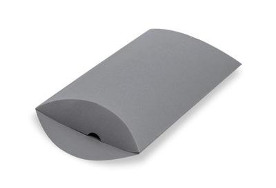 Pudełko ozdobne Poduszka 210x135x40 Szare M 10szt