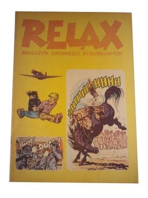 RELAX nr. 21 1978 r. wyd. I stan kolekcjonerski.