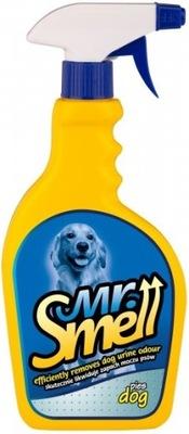 Мистер Смелл Собака - ликвидирует запах моче собак 500 мл