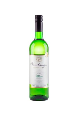 Vendages Бланк ??? ОРГАНИЧЕСКИЕ 0,75? вино bezalko. Ноль %