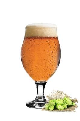 Pokal szklanka do piwa na nóżce 500 ml