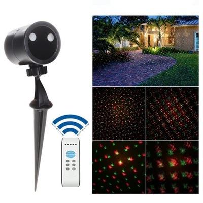 Projektor Reflektor Laserowy Star Shower Motion 8680067590 Oficjalne Archiwum Allegro