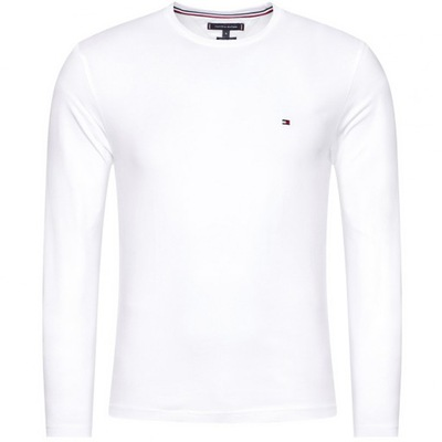 Tommy Hilfiger koszulka długi rękaw longsleeve M