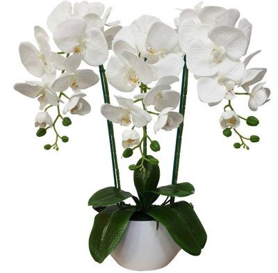 ОРХИДЕЯ искусственный орхидеи ЦВЕТОК ОРХИДЕИ 70 см