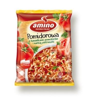 ??? китайская Аминокислоты томатный суп суп 61g