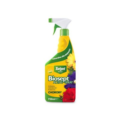 Biosept Active Grzyby 750ml Eco Target