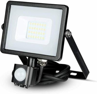 Projektor LED 20W 1600lm 3000K Dioda SAMSUNG z czu