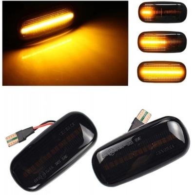 ГАБАРИТ LED (СВЕТОДИОД ) AUDI A3, A4, A6, S4 PŁYNĄCY ПОВОРОТ