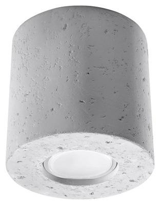 Orbis Betónový strop lampa 1-bod SL.0488