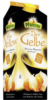 Напиток Чая Ice Tea ??? Желтая Травяная 2L