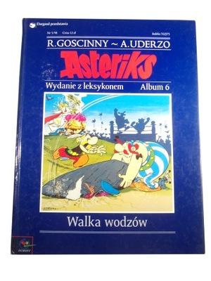ASTERIKS WALKA WODZÓW 98 r. z leksykonem tw. okład